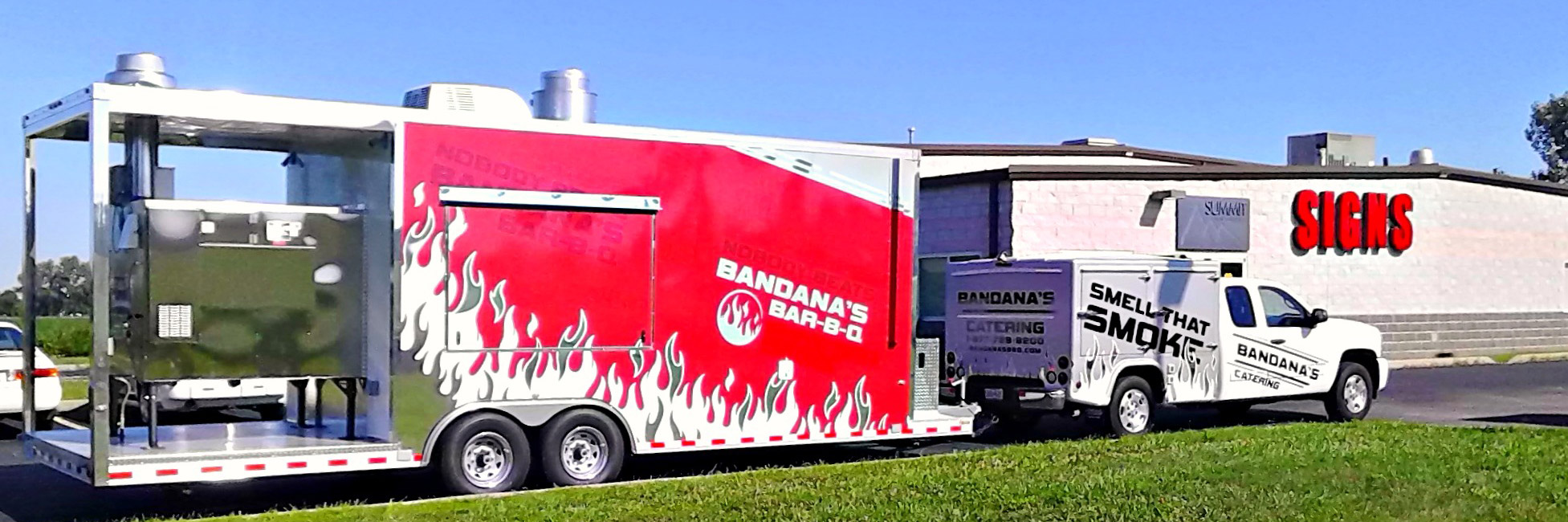 Bandana's Catering Truck