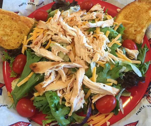 Salads, Spuds, Wings & Tenders