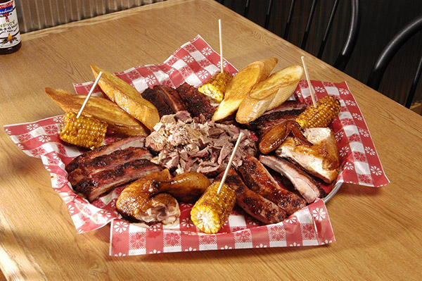 BBQ Variety Platter