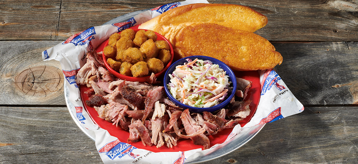 Bandana's Bar-B-Q - BBQ Restaurants and Catering Services - Smell